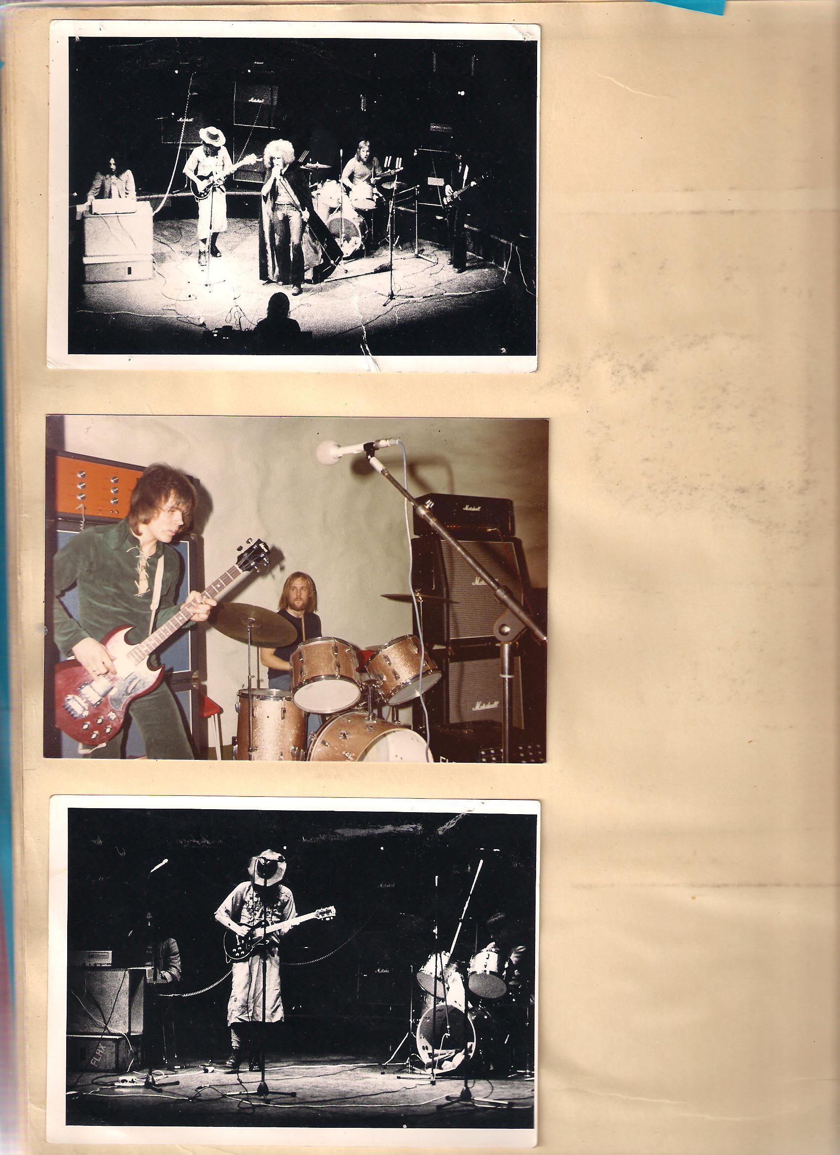 Flax 1973-74
